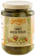 Candied Sweet Mixed Pickles