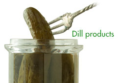 Dill products